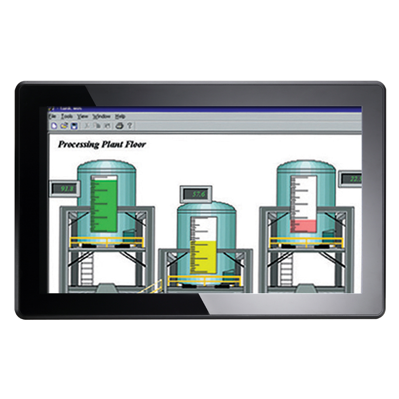 Axiomtek Introduces Two New Industrial Grade Monitors – 15.6in P6157W And 18.5in P6187W