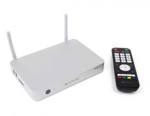 Satechi Smart TV Box