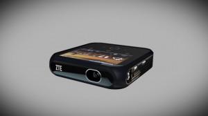ZTE Hotspot Projector