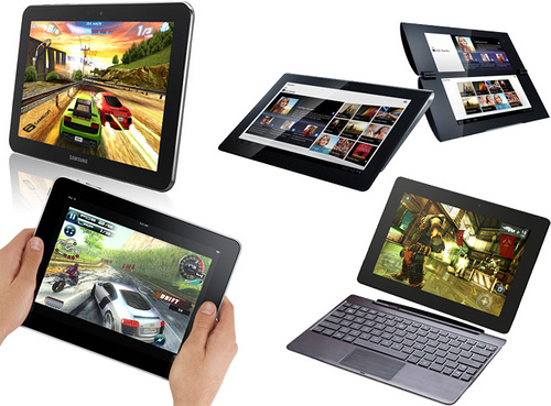 The Best Tablets at the Consumer Electronics Show 2014