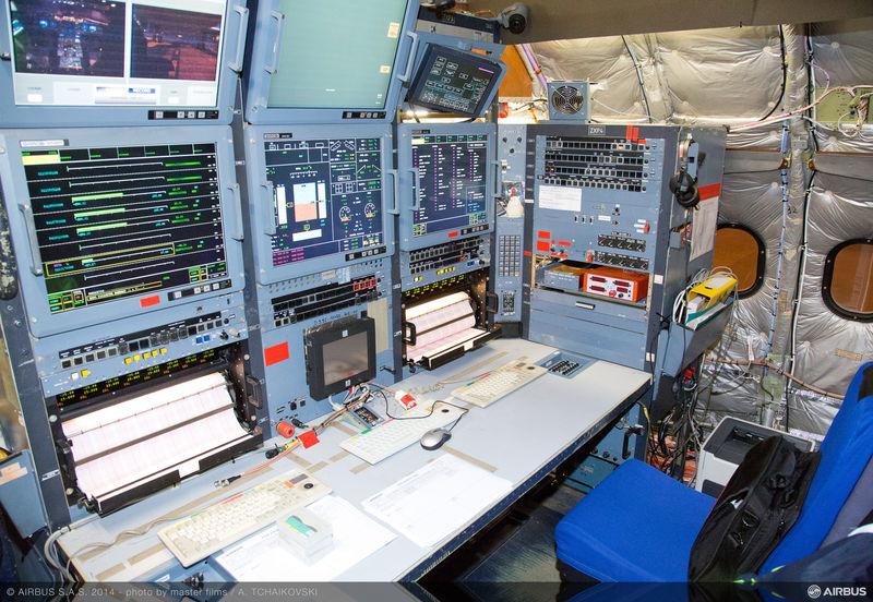 A320 MSN0001 I4D FLIGHT TRIAL
