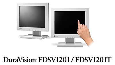 EIZO Releases 12.1 Durable monitors