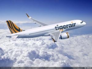 Tigerair A320neo