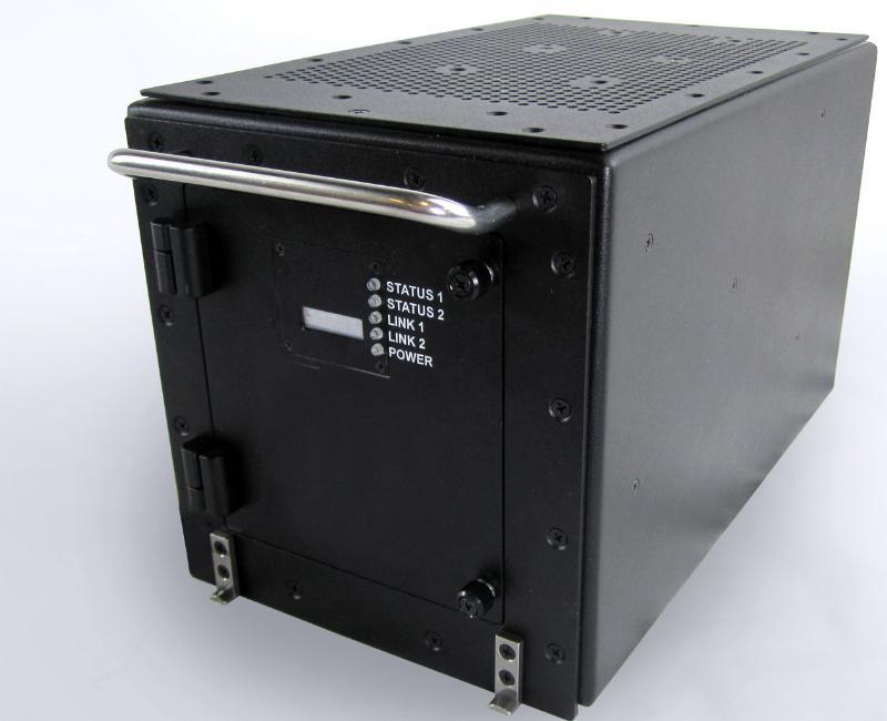 TELEFONIX ACPU-2 6 MCU Server