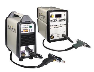 Elektron MultiSpot M25 AL and M22 AL stud welders