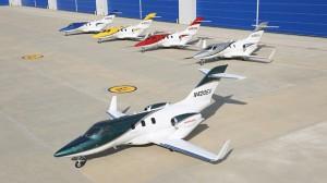 First Production HondaJet Aircraft