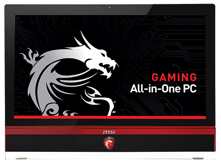 MSI Launches New 27 Inch All-in-One Gaming PC – MSI AG270