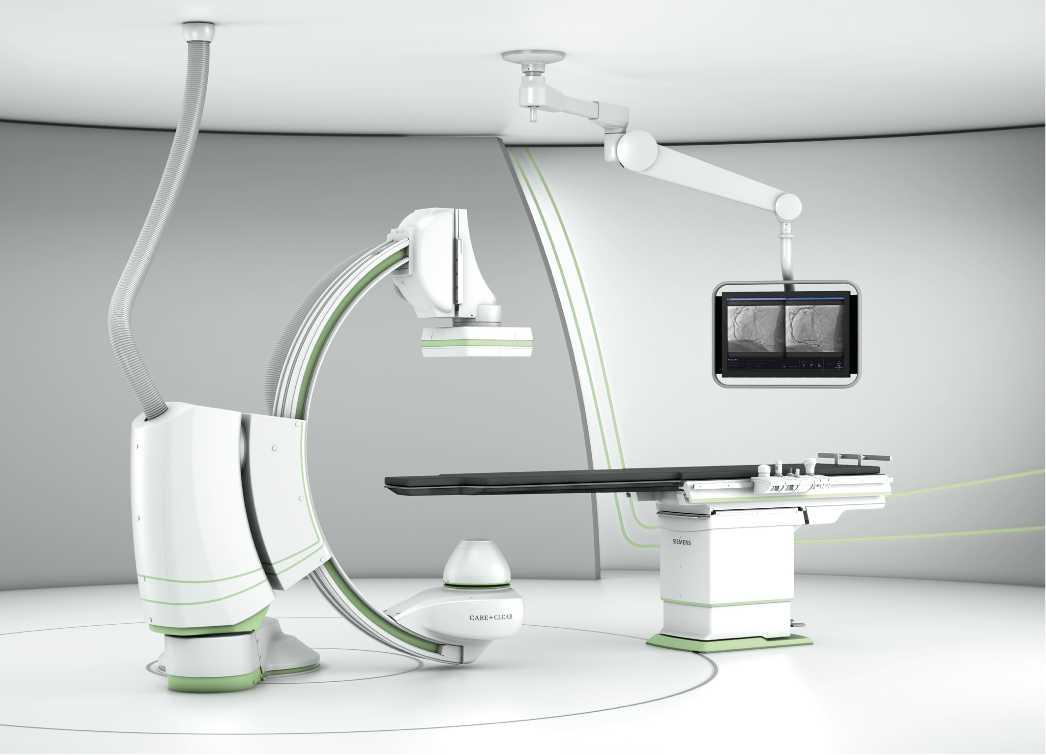 Seimens Artis One Angiography System