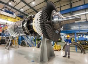 Siemens H-class turbines