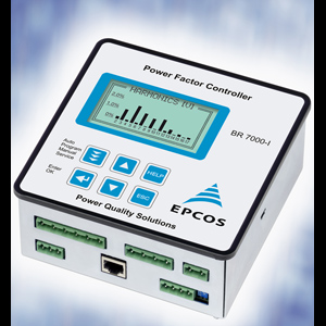 TDK EPCOS power factor controllers