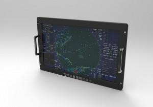 Barco's TL-358/2 rugged display