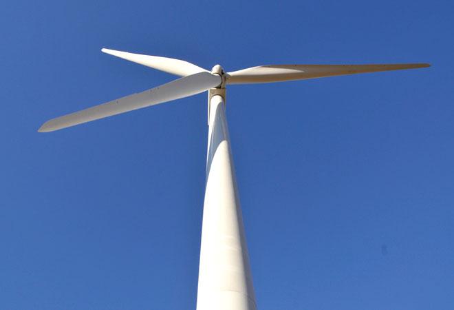 1.6-MW wind turbines