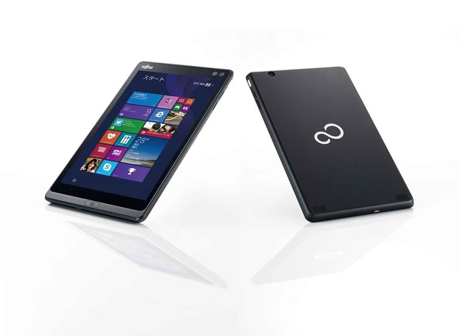 Fujitsu Introduces New  8-Inch Tablet – ARROWS Tab Q335/K
