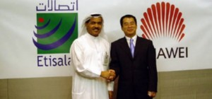 Etisalat and Huawei