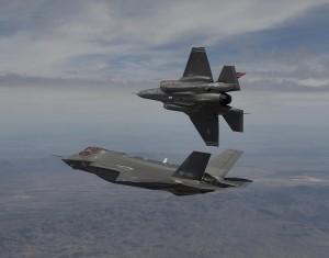 F-35 Lightning II 5th generation fighter