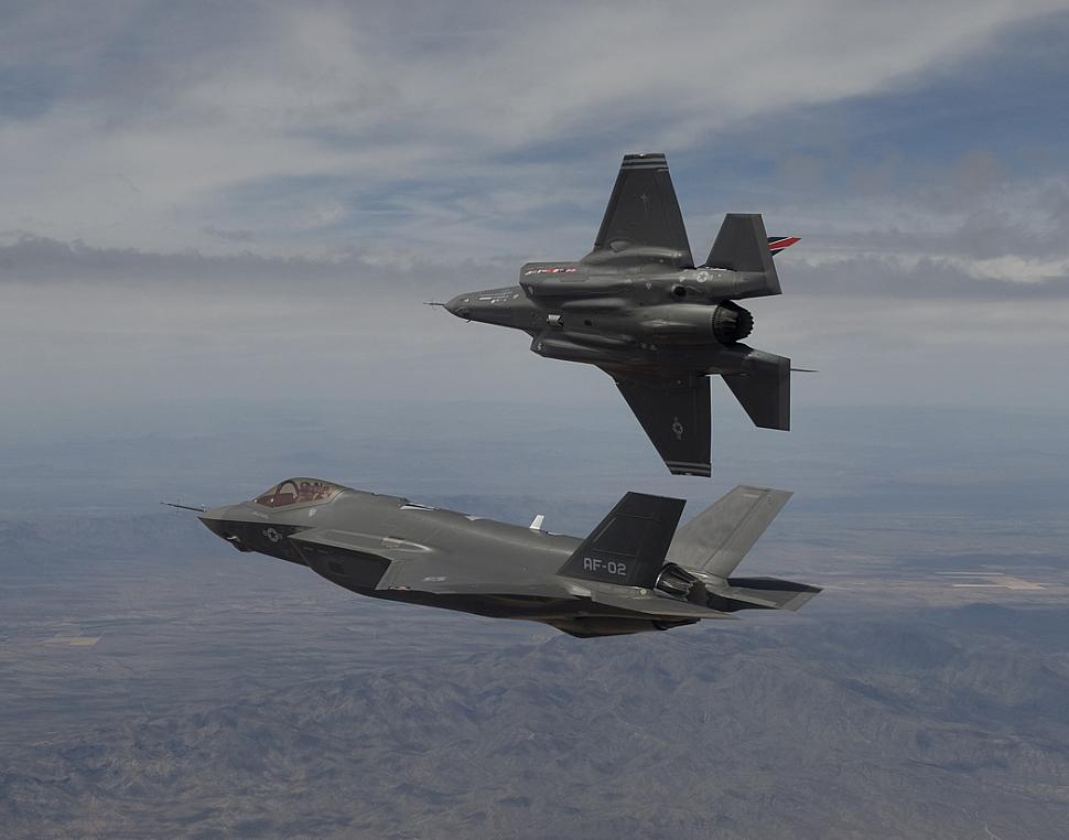DOD Plans To Deliver F-35's 5th Gen Capability At 4th Gen Cost By 2019