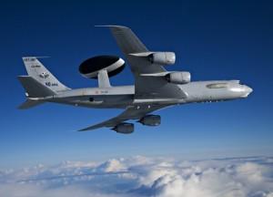 French AWACS Aircraft