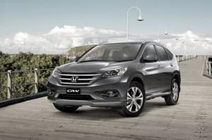 Honda CR-V Plus+