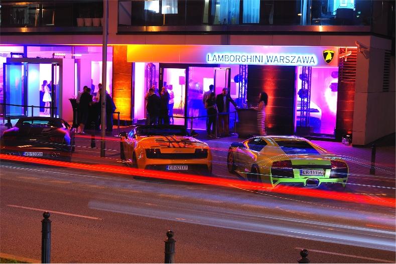 Lamborghini Warsaw
