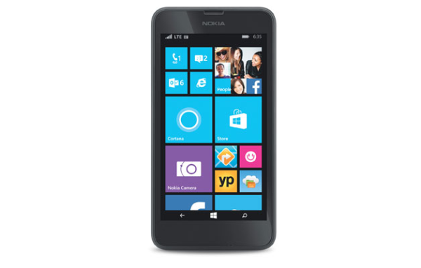 Nokia Lumia 635 With Microsoft Windows Phone 8.1 Coming Soon To AT&T