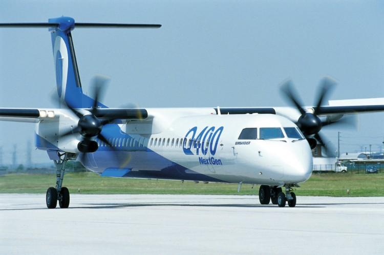 Q400 NextGen aircraft