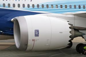 Rolls-Royce Trent 1000 engines
