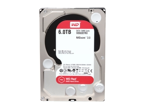 WD60EFRX 6 TB