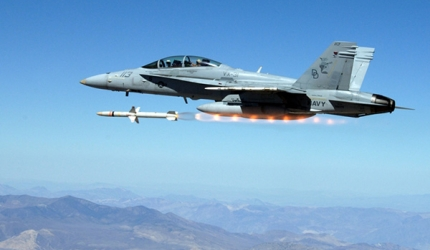 ATK's Advanced Anti-Radiation Guided Missile