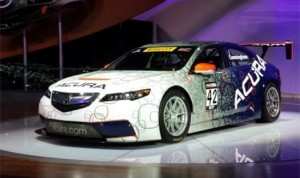 2015 Acura TLX GT