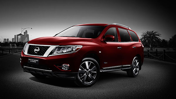 All-New Pathfinder Hybrid