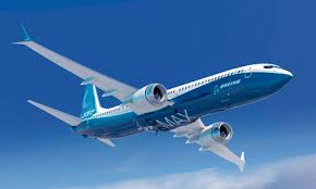 Boeing 737 MAX 8s
