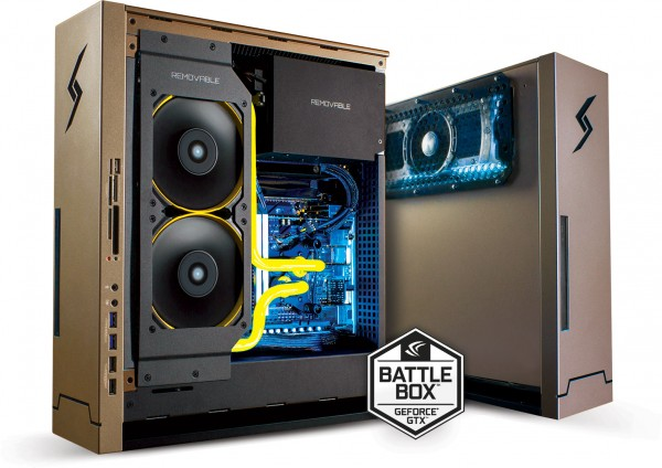 Bolt II Battle Box Titan Z Special