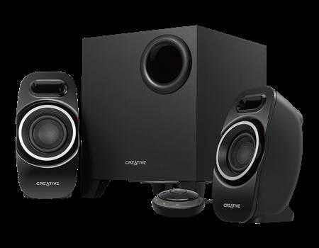 Creative T3250 Wireless 2.1 speaker system
