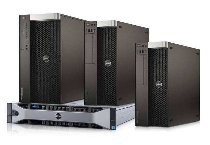 Dell Tower 5810, Tower 7810, Tower 7910, Dell Rack 7910 workstations
