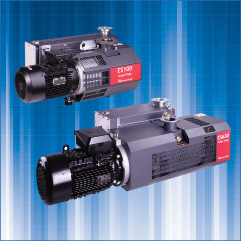 Edwards' Vacuum Pumps Provide Coating Manufacturers With A Clear Edge