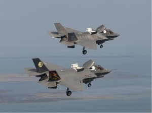 F-35B Aircraft BF-1 and BF-4