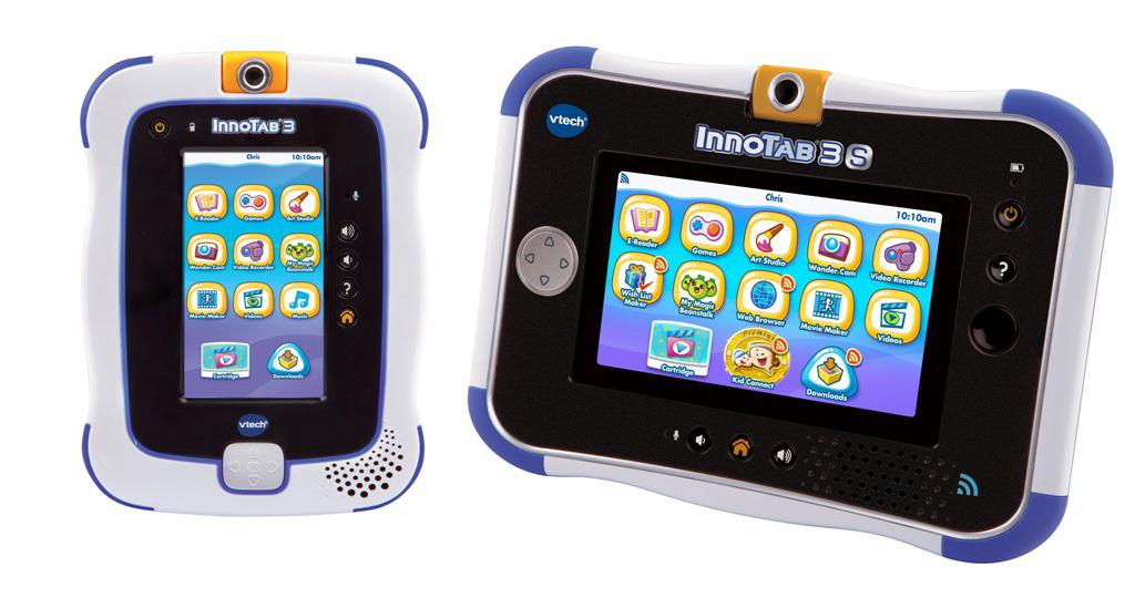 InnoTab 3S Plus and InnoTab 3 Plus