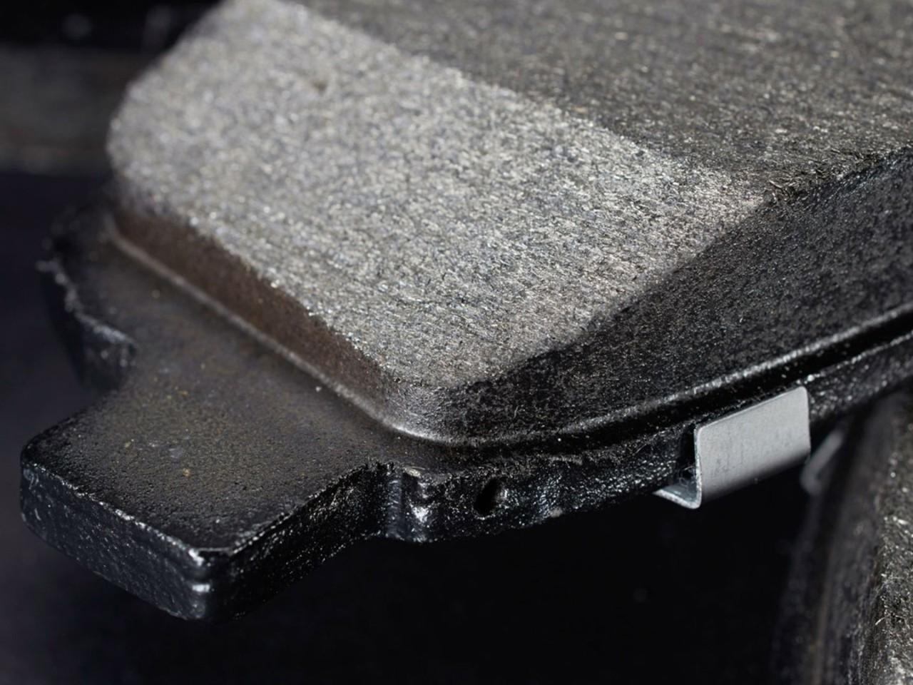 Motorcraft brake pads