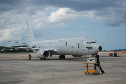 Boeing Delivers 15th Production P-8A Poseidon To U.S. Navy