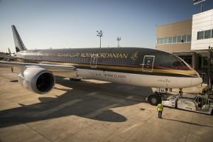Royal Jordanian's 787 Dreamliner