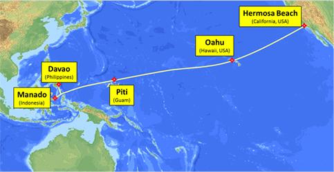 SEA-US Map Configuration