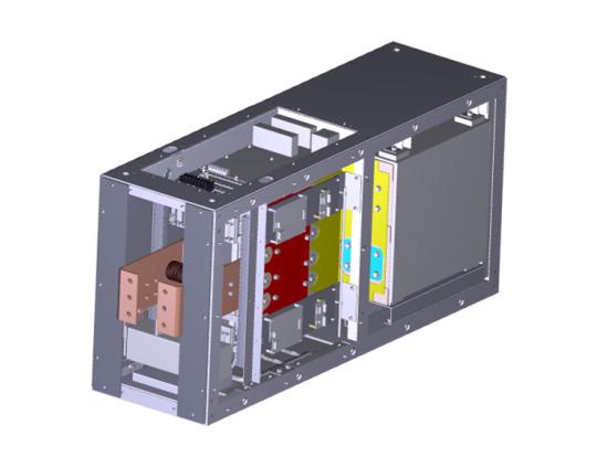 SVC-Diamond MMC sub-module