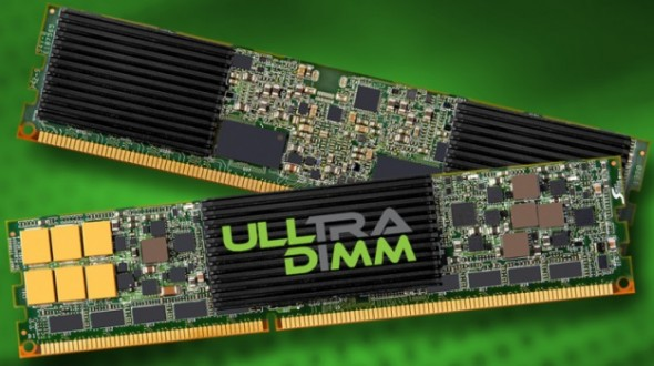 SanDisk ULLtraDIMM SSD