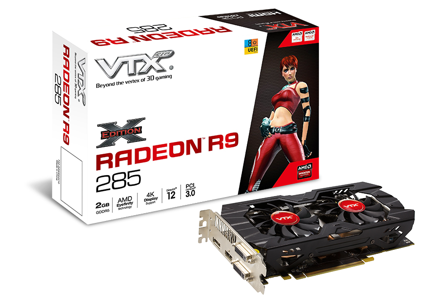 VTX3D R9 285 X-Edition