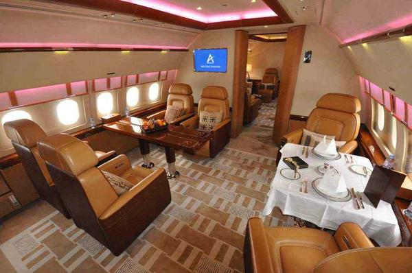 Airbus ACJ319 Offers Largest Cabin At Jet