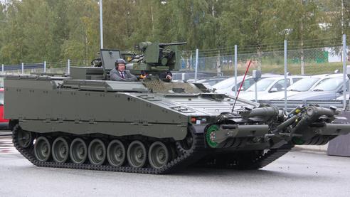 BAE CV90 IFV
