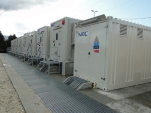 NEC Energy Storage System