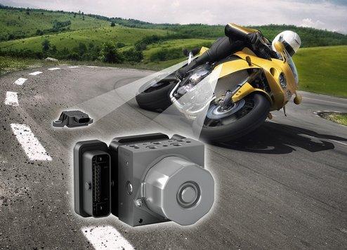 Bosch Makes Motorcycling Safer