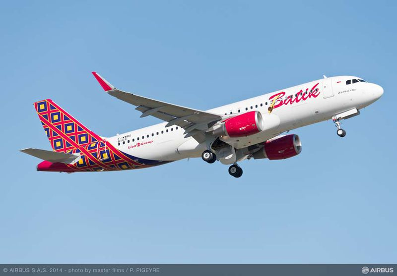 Lion Group Celebrates First Deliveries Of Airbus Aircraft