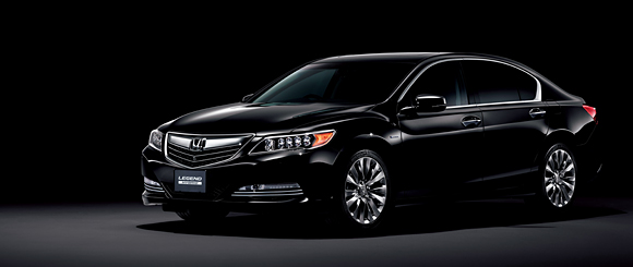 All-New Honda Legend